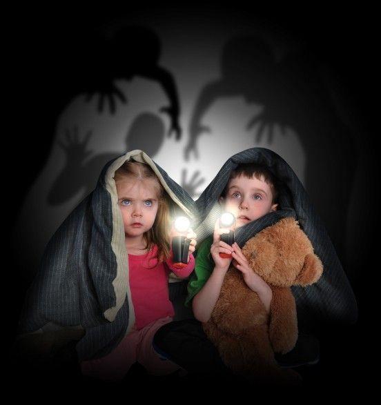Pesadillas y terrores nocturnos