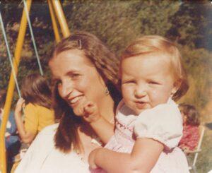 mama y yo, ,lucia mi pediatra