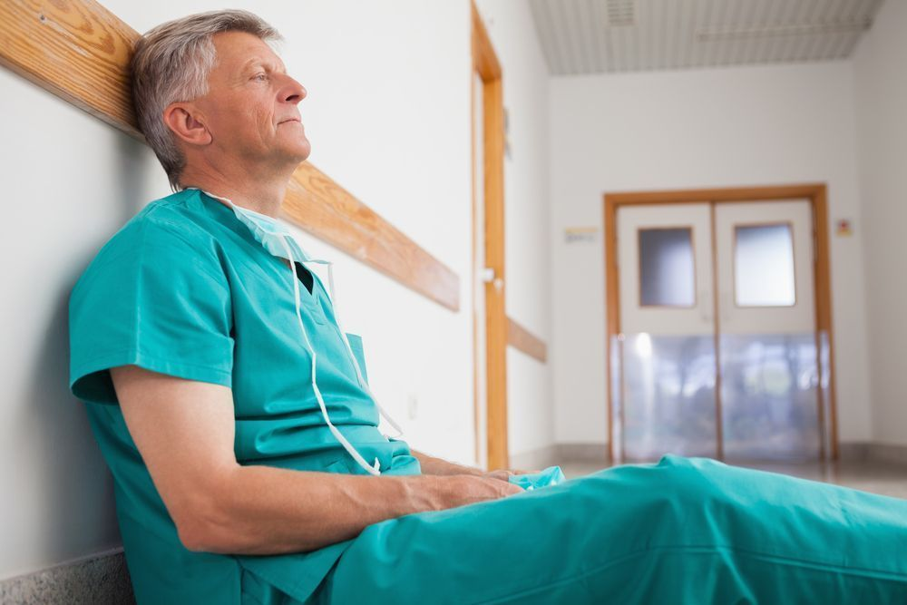 los médicos no somos dioses