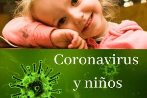 Coronavirus y niños