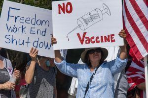 antivacunas covid19 vacuna