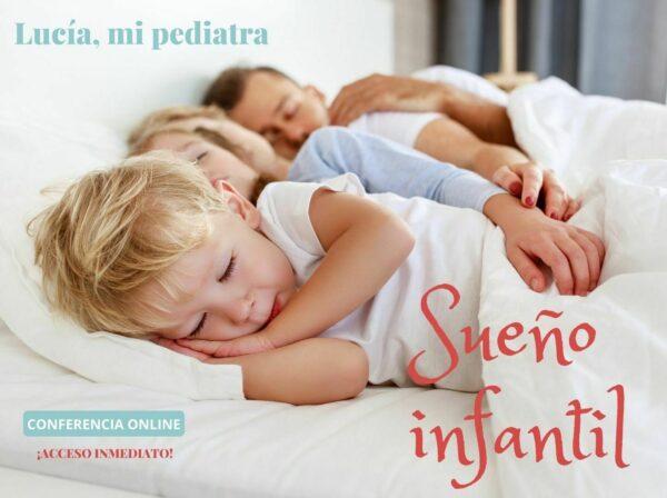 Curso Sueño en bebés y niños
